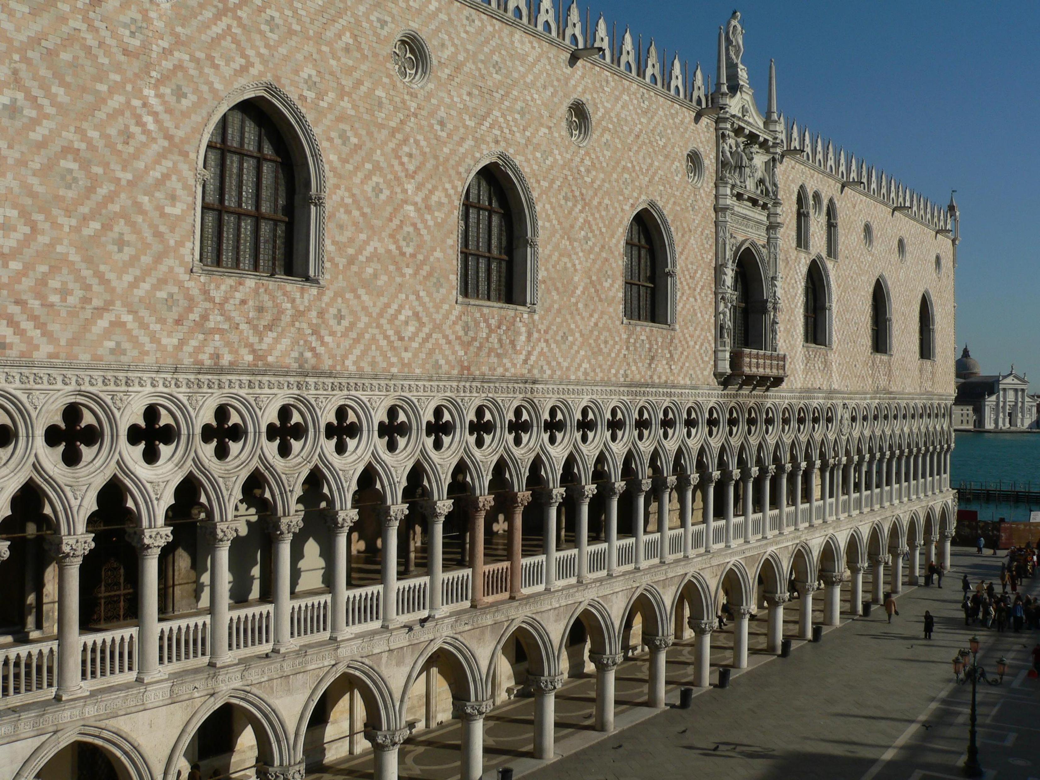 Palazzo Ducale - Facciata