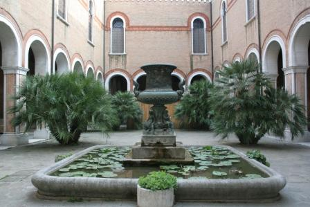 MSN - cortile interno