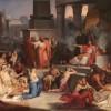 Pietro Paoletti. La morte dei primogeniti d'Egitto. Milano, Pinacoteca di Brera.