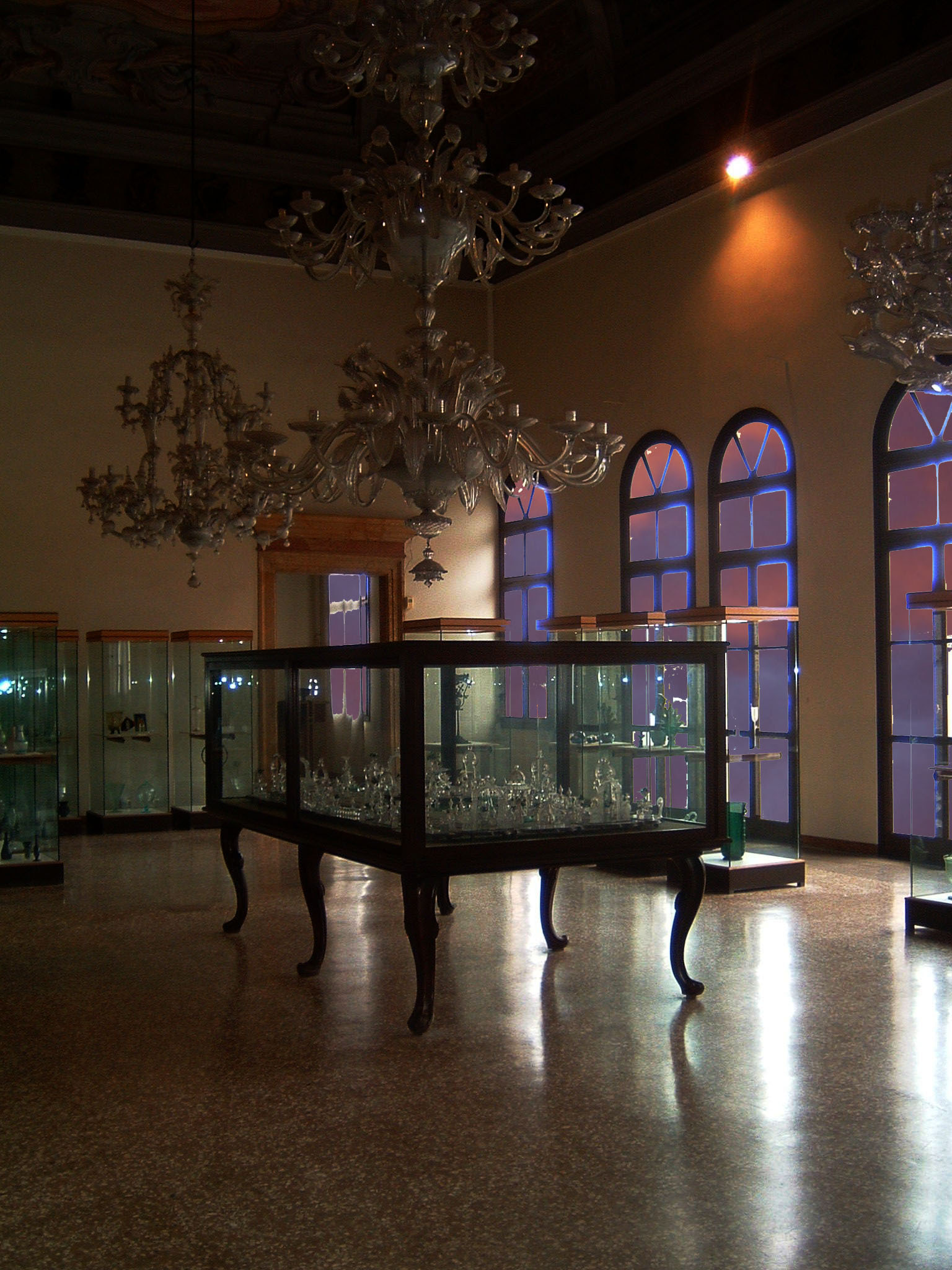 Apertura Straordinaria Glass Museum