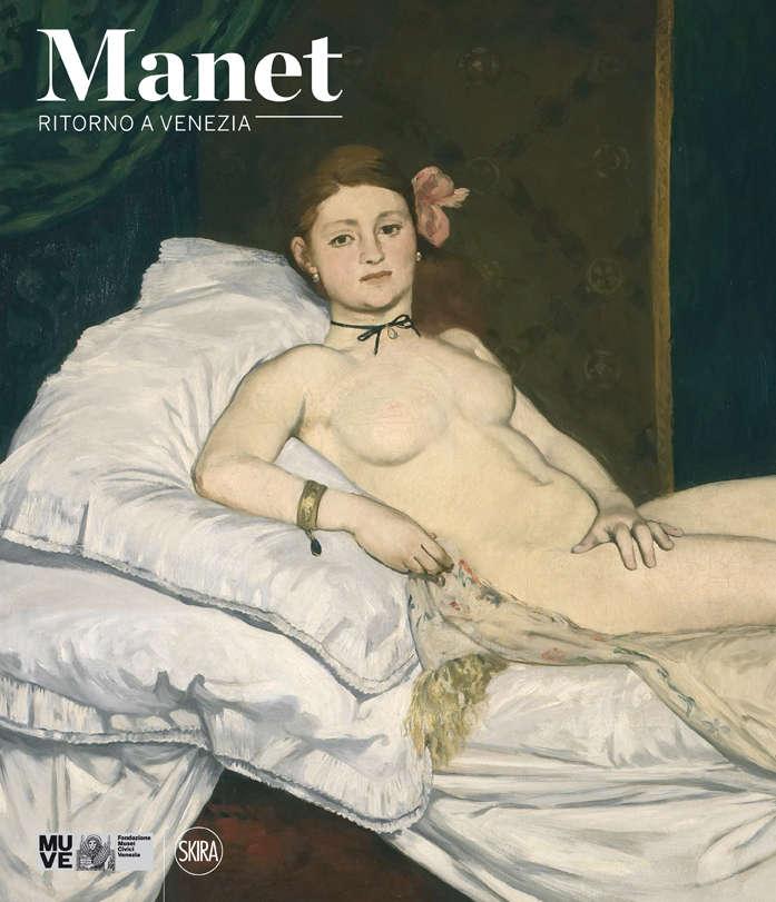 """Catalogo """"Manet. Ritorno a Venezia"""""""
