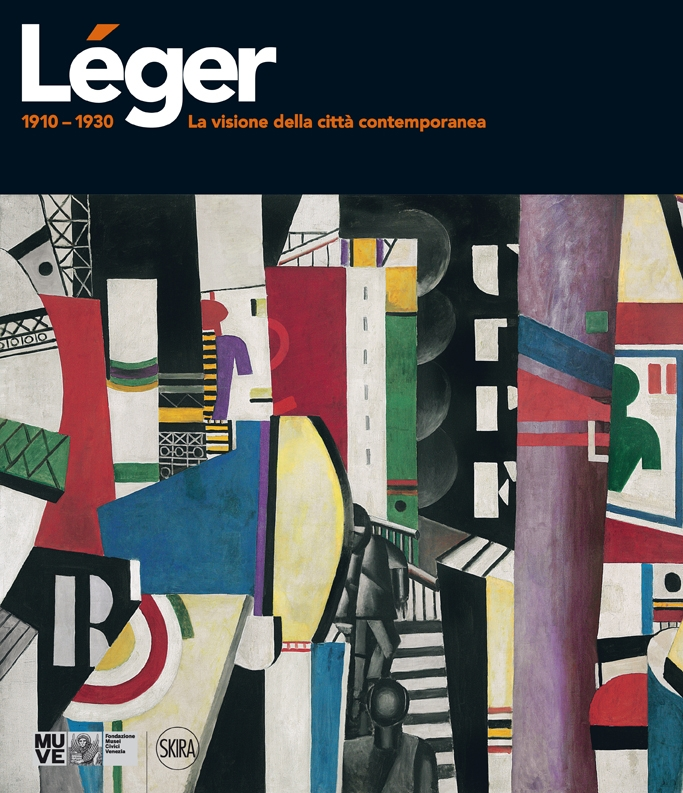 Catalogo mostra Léger - Museo Correr - Skira Editore