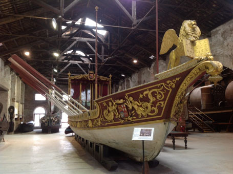 naval histor museum venice