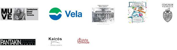 loghi partner carnevale venezia 2015 Fondazione Musei Civici di Venezia