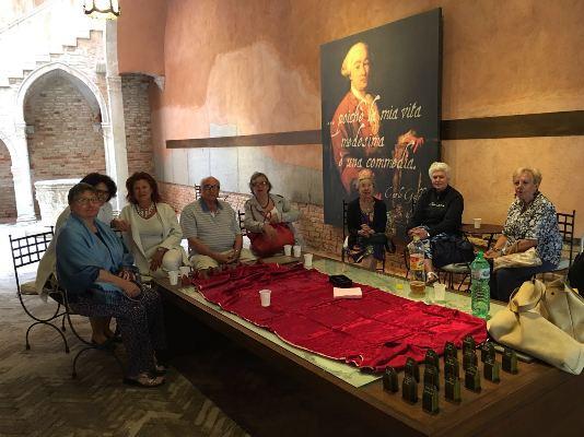estate a palazzo fondazione musei civici di venezia casa goldoni