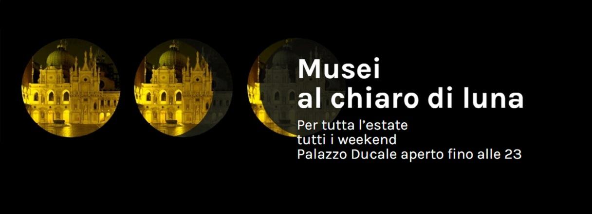 musei al chiaro di luna 2016 banner pagina interna