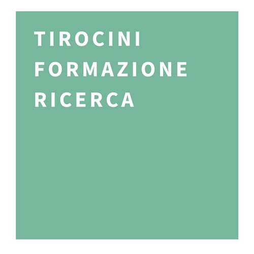 Offerta Tirocini Fondazione Musei Civici di Venezia